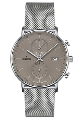 Junghans Herrenuhr Chronoscope Form C 041/4878.44 - 1