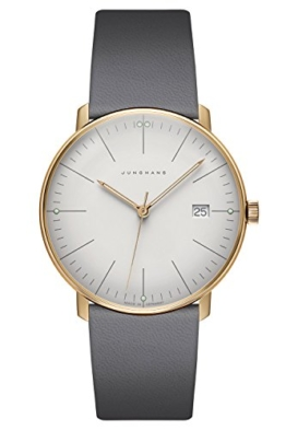 Junghans max Bill Quarz Herrenuhr 041/7857.00 - 1