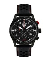 Junkers HAU Chronograph Analog Quarz Ronda 5130.D 6680-4 - 1