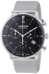 Junkers Herrenuhr Chronograph Quarz mit Edelstahlarmband - 6086M2 - 1