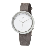 Kerbholz Herren Analog Quarz Uhr mit Leder Armband 4251240404035 - 1