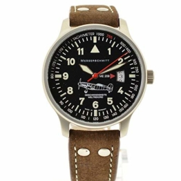 Messerschmitt by AristoFliegeruhr ME 209 - Made in Germany (Sondermodell Geschwindigkeitsweltrekord) - Ronda Quarzwerk - 1