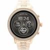 Michael Kors Damen-Smartwatch mit Edelstahl Armband MKT5052 - 1