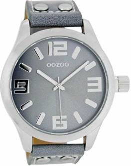Oozoo C1060 Damenuhr, Lederarmband - 1