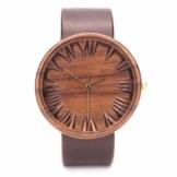 Ovi Watch - Holzuhr für Herren - Gefertigt aus Nachhaltig Angebautem Holz - 1