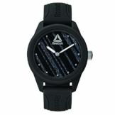 REEBOK Damen Analog Quarz Uhr mit Silikon Armband RD-SPR-L1-PBIB-B1 - 1