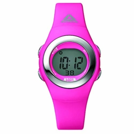 REEBOK Damen Digital Uhr mit PU Armband RD-VIV-L9-PPPP-P1 - 1