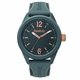 REEBOK Herren Analog Quarz Uhr mit Silikon Armband RF-SDS-G2-PAIA-A3 - 1