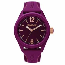 REEBOK Herren Analog Quarz Uhr mit Silikon Armband RF-SDS-G2-PRIR-R3 - 1
