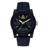 REEBOK HOOK Herren Armbanduhr Analog Quarz Silikon RD-HOO-G2-PBIB-B2 - 1