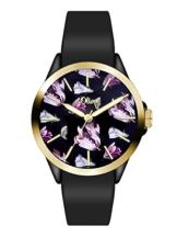 s.Oliver Damen Analog Quarz Uhr mit Silikon Armband SO-3512-PQ - 1