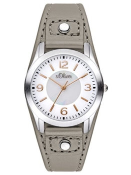 s.Oliver Damen-Armbanduhr SO-3241-LQ - 1