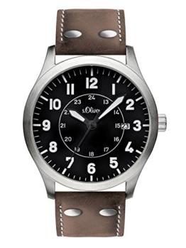 s.Oliver Herren-Armbanduhr SO-1904-LQ - 1