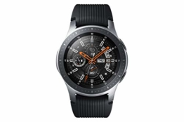 Samsung SM-R800NZSADBT Galaxy Watch 46 mm (Bluetooth), Silber - 1