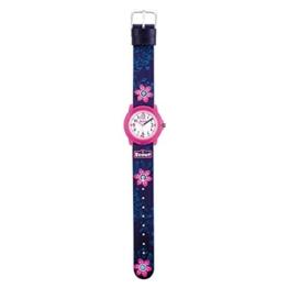 SCOUT Mädchen Analog Quarz Uhr mit PU Armband 280305028 - 1