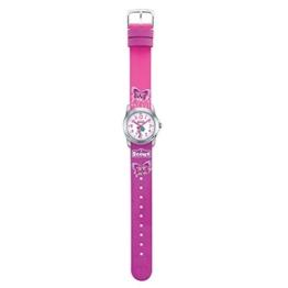 Scout Mdchen Analog Quarz Uhr mit Lederimitat Armband 280301024 - 1