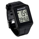 Sigma Sport Pulsuhr iD.GO black, Herzfrequenz-Messung, Fitness-Laufuhr, Schwarz - 1