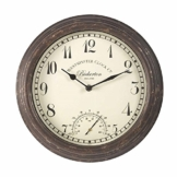 Smart Garden 5060000 - Uhr Bickerton Wall Clock 12 - 1
