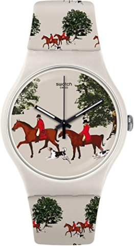 Swatch Armbanduhr Red Jacket SUOT103 - 1