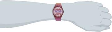 Swatch Damenuhr Analog Quarz mit Plastikarmband - GP140 - 4