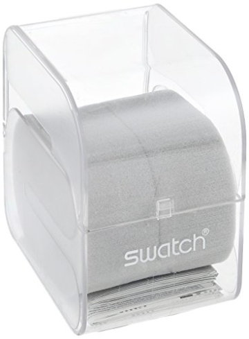 Swatch Damenuhr Digital Quarz mit Edelstahlarmband - GM416A - 5