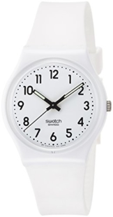 Swatch Damenuhr Digital Quarz mit Silikonarmband - GW151O - 1