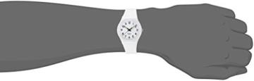 Swatch Damenuhr Digital Quarz mit Silikonarmband - GW151O - 4