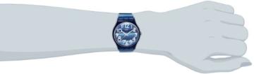Swatch Unisex-Uhr Analog Quarz mit Plastikarmband - GN237 - 3