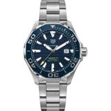TAG Heuer Aquaracer Herren-Armbanduhr 43mm Automatik WAY201B.BA0927 - 1