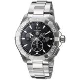 TAG Heuer Aquaracer Herren-Armbanduhr 43mm Quarz Analog CAY1110.BA0927 - 1