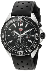 TAG Heuer Formula-1 Herren-Armbanduhr 43mm Batterie CAZ1010.FT8024 - 1