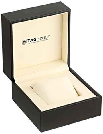 TAG Heuer Formula-1 Herren-Armbanduhr 43mm Schweizer Quarz CAZ1010.BA0842 - 3
