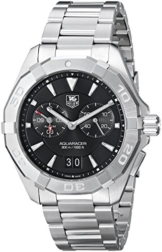 TAG Heuer Herren-Armbanduhr Analog Quarz Edelstahl WAY111Z.BA0910 - 1