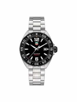 Tag Heuer WAZ1110.BA0875-Armbanduhr, Armband aus Edelstahl Farbe Silber - 1