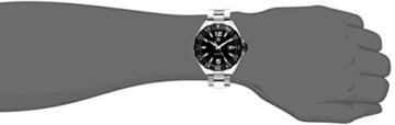 Tag Heuer WAZ1110.BA0875-Armbanduhr, Armband aus Edelstahl Farbe Silber - 2