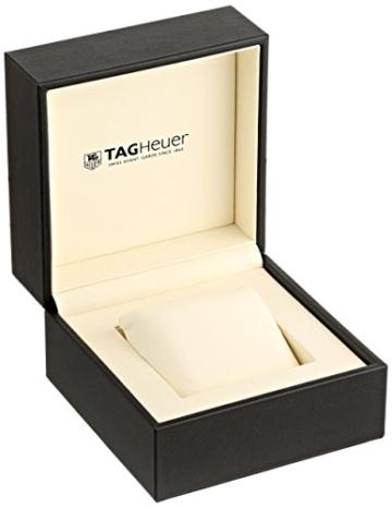 Tag Heuer WAZ1110.BA0875-Armbanduhr, Armband aus Edelstahl Farbe Silber - 3