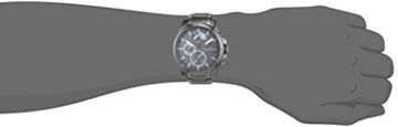Tommy Hilfiger Herren Analog Quarz Uhr mit Edelstahl beschichtet Armband 1791347 - 2