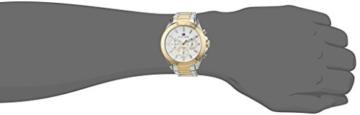 Tommy Hilfiger Herren Multi Zifferblatt Quarz Uhr mit Edelstahl Armband 1791226 - 2