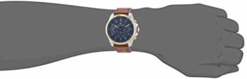 Tommy Hilfiger Herren Multi Zifferblatt Quarz Uhr mit Leder Armband 1791561 - 6