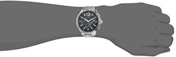 Tommy Hilfiger Unisex Multi Zifferblatt Quarz Uhr mit Edelstahl Armband 1791469 - 2