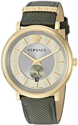 Versace - -Armbanduhr- VBQ030017 - 1