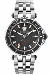 Versace Herrenuhr VEAK00318 V-Race Edelstahl Datum - 1