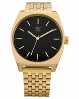 Adidas by Nixon Unisex– Erwachsene Analog Japanischer Quarz Uhr mit Edelstahl Armband Z02-1604-00 - 1