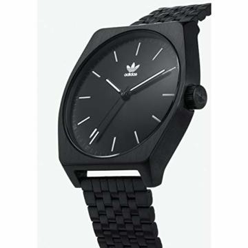 Adidas Herren Analog Quarz Smart Watch Armbanduhr mit Edelstahl Armband Z02-001-00 - 2