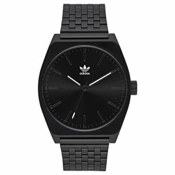 Adidas Herren Analog Quarz Smart Watch Armbanduhr mit Edelstahl Armband Z02-001-00 - 6
