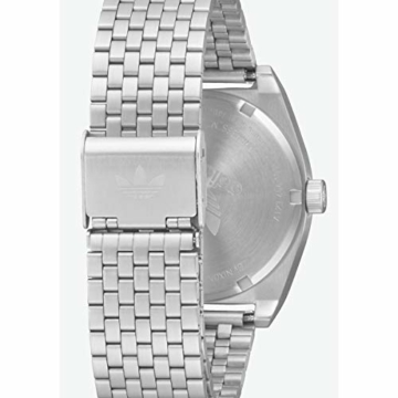 Adidas Herren Analog Quarz Smart Watch Armbanduhr mit Edelstahl Armband Z02-2928-00 - 5