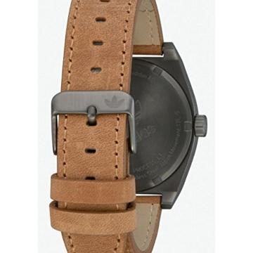 Adidas Herren Analog Quarz Uhr mit Leder Armband Z05-2916-00 - 5