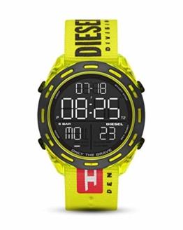 Diesel Herren Digital Uhr mit Nylon Armband DZ1895 - 1