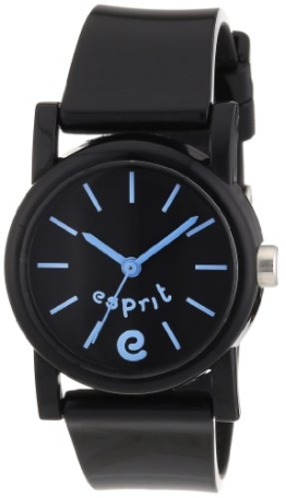 Esprit Mädchen-Armbanduhr super e Analog Plastik A.ES105324001 - 1