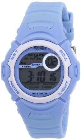 Esprit Unisex-Armbanduhr Sports Adventurer Digital Quarz Resin ES906464003 - 1